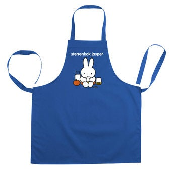Kök förkläde miffy - Grå