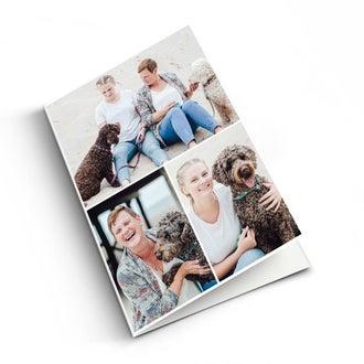Photo card - M - Horizontal