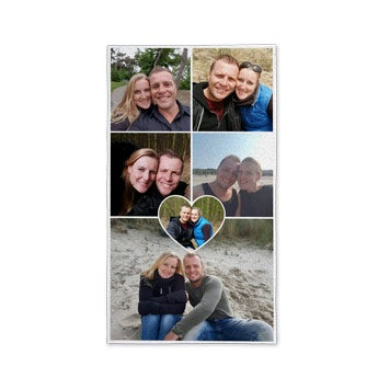 Fotohandtuch - Komplettdruck