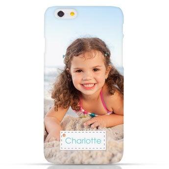 Caixa de telefone de madeira - iPhone 6s