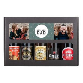 Belgiskt Öl presentset