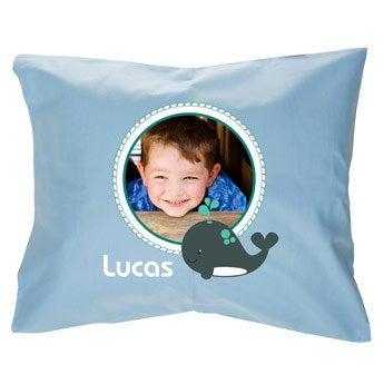 Cushion - Light blue - 50 x 60 cm
