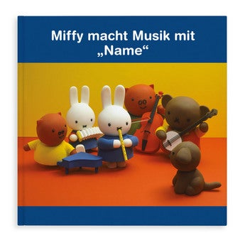 Miffy macht Musik - Softcover
