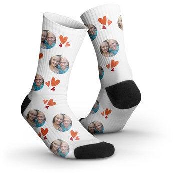 Socken bedrucken - 39-42