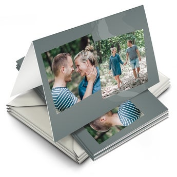 Foto karty box - pohlednice