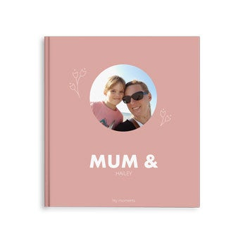 Photo album - Mummy & Me/Us - M - HC (40)