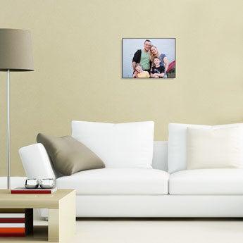 ChromaLuxe wooden photo panel - 40x30
