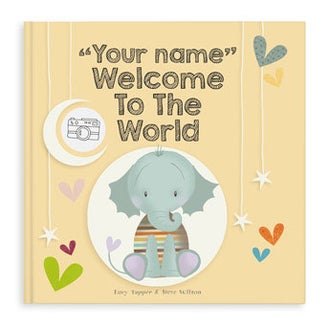 Welcome to the world - Hardcover