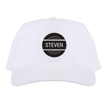 Cappello da baseball - Bianco
