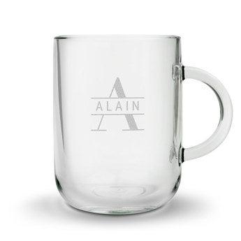 Tasse à thé - ronde