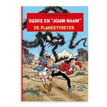 Suske & Wiske, de planeetvreter