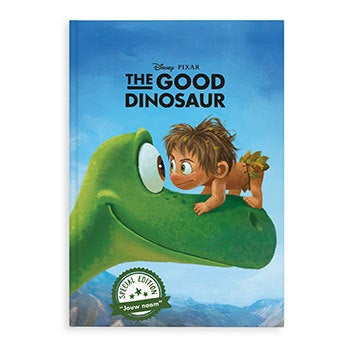 Disney The Good Dinosaur - XL boek