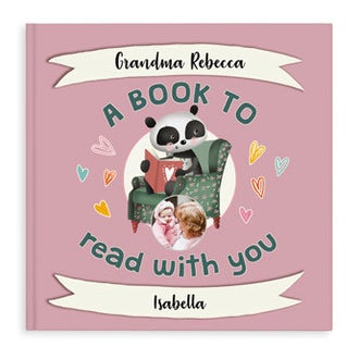 A book to read with you - Grandma - Hardcover