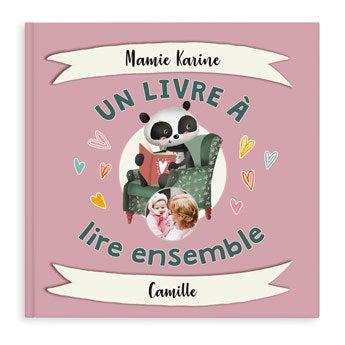 Un livre à lire ensemble - Grand-Mère - Couverture rigide