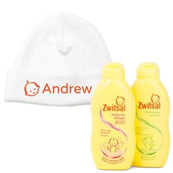Zwitsal gift set - Hat
