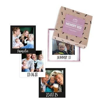 Foto afdrukken giftbox - Polaroid (24)