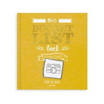 Het Bucketlist boek voor vaders - SC