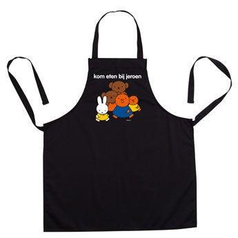 nijntje - Keukenschort - Zwart