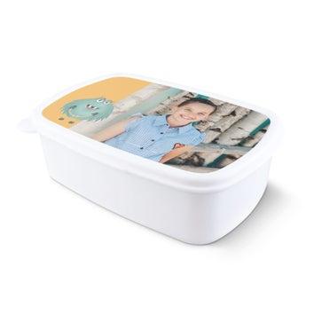 Frokostboks - Hvid