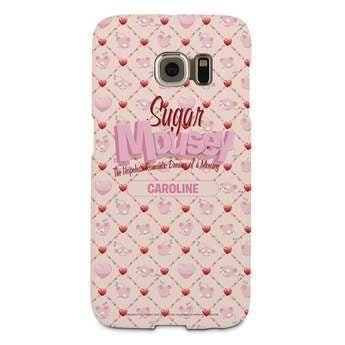 Sugar Mousey - Coque Samsung Galaxy S6 Edge