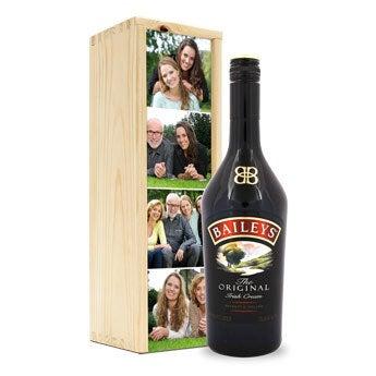 Bailey's Irish Cream en caja personalizada
