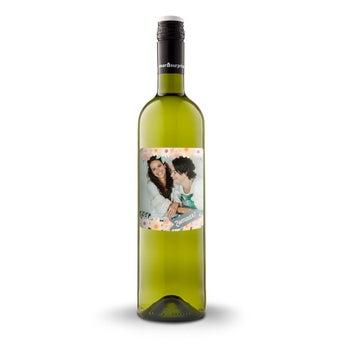 Maison de la Surprise Sauvignon Blanc - Met bedrukt etiket