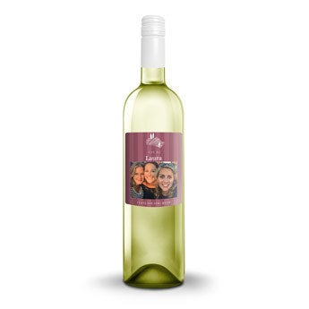 Riondo Pinot Grigio - With personalised label