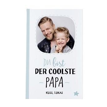 Notizbuch - Vatertag - Hardcover
