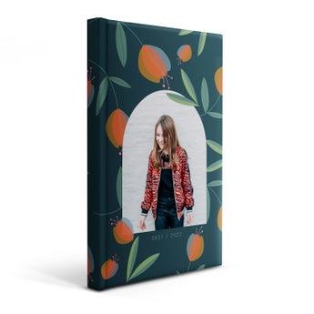 Personlig skolkalender 2021/2022 - Softcover