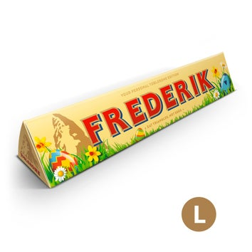 Påske-Toblerone - Erhverv - L (360 gram)