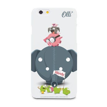 Ollimania - iPhone 6 - impressão 3D