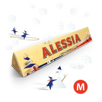 Toblerone - 200 grammi - Natale