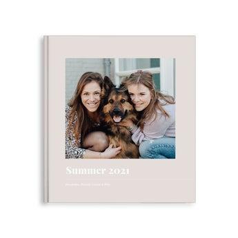 Valokuvakirja - M - Kova kansi - 40 sivua