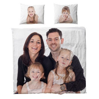 Personalised bedding sets - Polyester - 220x200cm