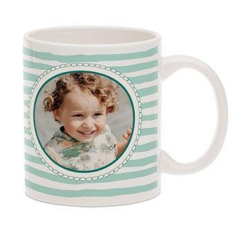 Children mug with photo