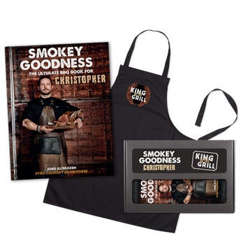 Smokey Goodness - BBQ gift set