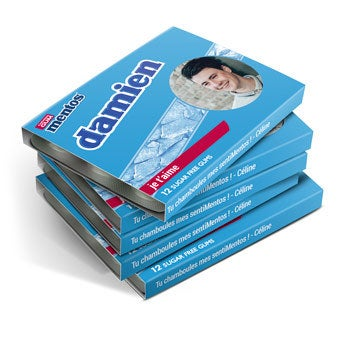 Chewing gum Mentos - 48 paquets