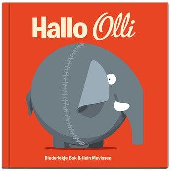 Hallo Olli - Hardcover
