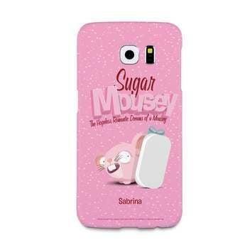 Sugar Mousey - Coque Samsung Galaxy S6