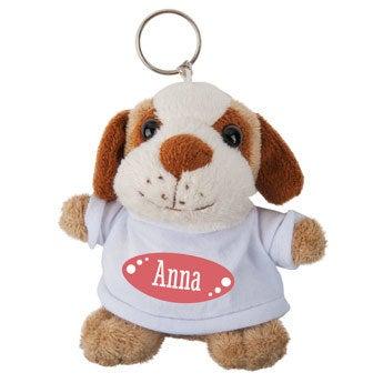 Porte-clé chien