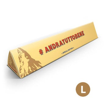 Toblerone bar - L