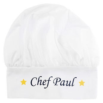 Gorro para chef