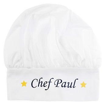 Kuchař klobouk