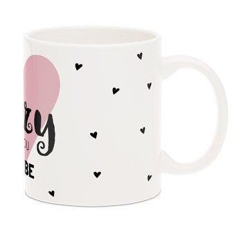Name Mug - White