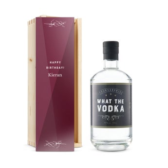 YourSurprise vodka - In printed case