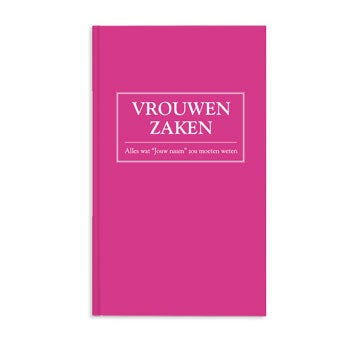 Vrouwenzaken - Softcover