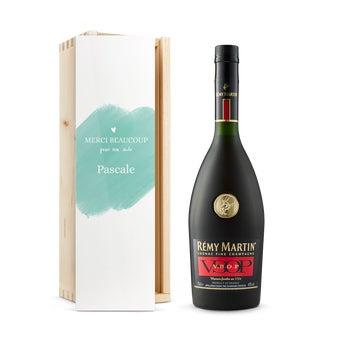Coffret cognac Remy Martin VSOP