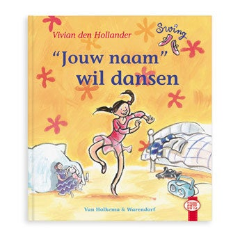 Pip wil dansen - Softcover