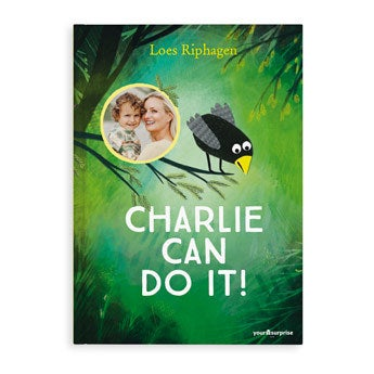 Personalised book – Coco can do it! – Hardcover