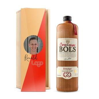 Bols Corenwijn - Caixa personalizada